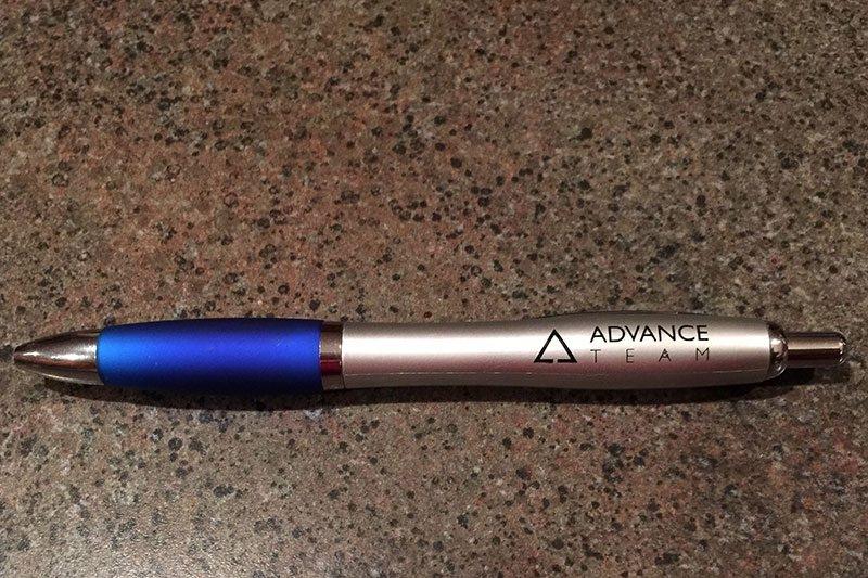 Advance Team Pens